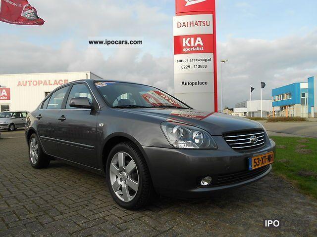 2009 Kia  Magentis 2.7 V6 Auto EX Limousine Used vehicle (business photo