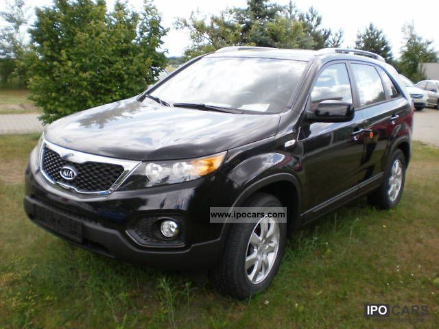 2009 kia sorento 2wd attract 2 4 car photo and specs. Black Bedroom Furniture Sets. Home Design Ideas