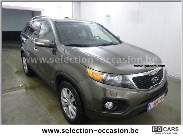 2010 kia sorento 2 2 crdi 197 full options 7 places car photo and specs. Black Bedroom Furniture Sets. Home Design Ideas