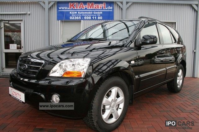 2008 Kia  2.5CRDi Sorento EX-DPF-Aut-leather-weather tires Off-road Vehicle/Pickup Truck Used vehicle photo