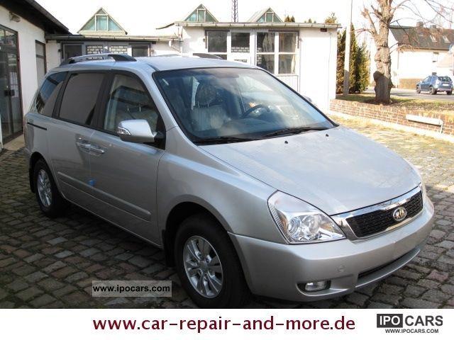 2011 Kia  Carnival 2.2 CRDI 7-seater, extremely favorable, Van / Minibus New vehicle photo
