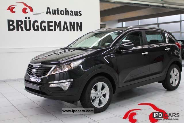 2012 Kia  Sportage 2.0 CRDI car. Vision Function Off-road Vehicle/Pickup Truck Used vehicle photo