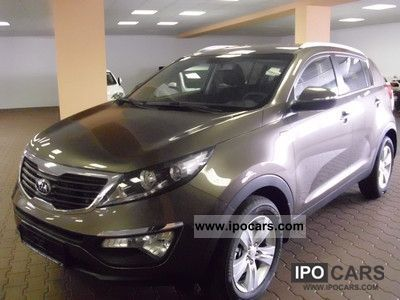2012 Kia  Sportage 2.0 CRDi 4WD Spirit Off-road Vehicle/Pickup Truck Used vehicle photo
