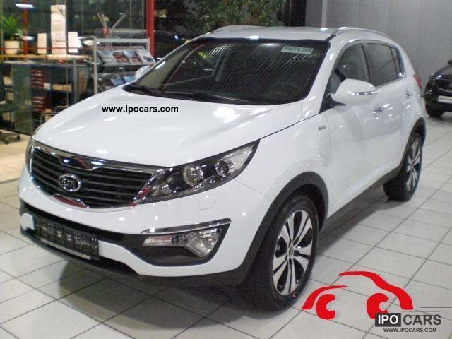 2012 Kia  Sportage 2.0 CRDI Auto HP. Spi seven years Herstelle Off-road Vehicle/Pickup Truck Used vehicle photo