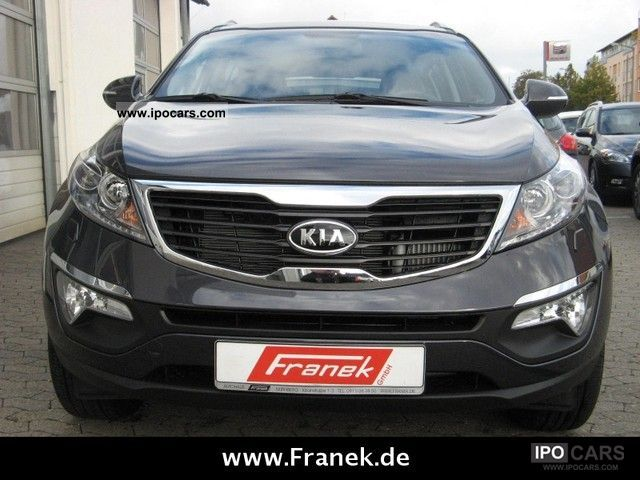 2012 kia sportage 2 0 crdi 4wd 184hp at trailer coupling. Black Bedroom Furniture Sets. Home Design Ideas