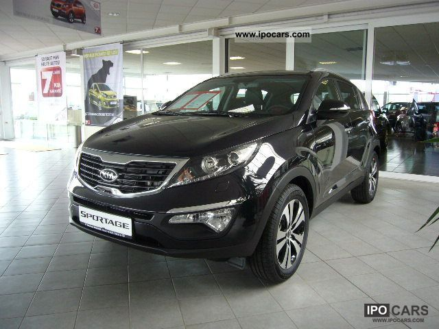 2012 Kia  Sportage 2.0 CRDi 4WD immediately AT 184 Spirit Off-road Vehicle/Pickup Truck Used vehicle photo