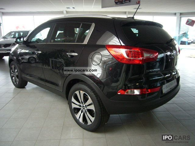 2012 kia sportage 2 0 crdi 4wd immediately at 184 spirit. Black Bedroom Furniture Sets. Home Design Ideas