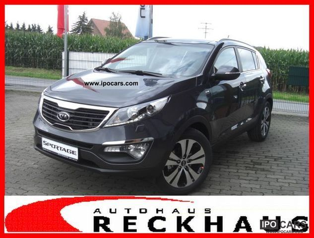 2012 Kia  Sportage 2.0 CRDi 4WD Automatic Spirit HP 184-VF Off-road Vehicle/Pickup Truck Demonstration Vehicle photo
