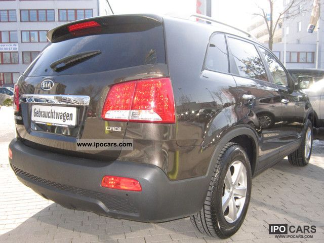 2009 kia sorento 2 2 crdi spirit automatic 7 seater car. Black Bedroom Furniture Sets. Home Design Ideas