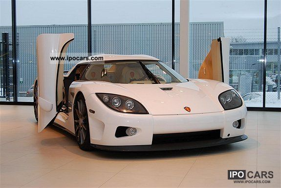 Konigsegg  Koenigsegg CCX R 2008 Ethanol (Flex Fuel FFV, E85) Cars photo