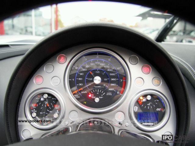 2011 Konigsegg Koenigsegg Ccxr Trevita Trevita Car Photo
