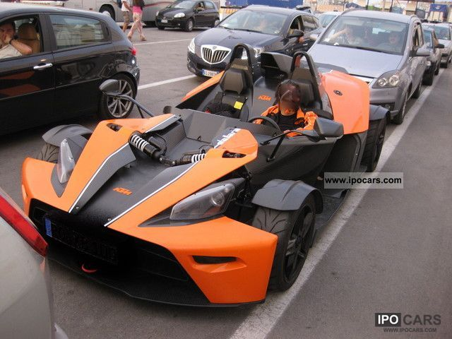 2008 KTM X-Bow Dallara UPGRADE WITH R - Car Photo and Specs