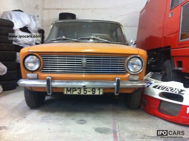 Lada  Other 2101 Zhiguli Garage Fund 1974 Vintage, Classic and Old Cars photo