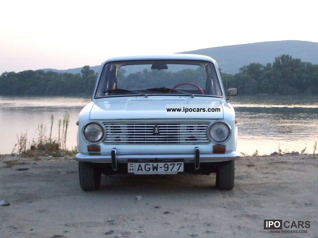 Lada  1200 1979 Vintage, Classic and Old Cars photo