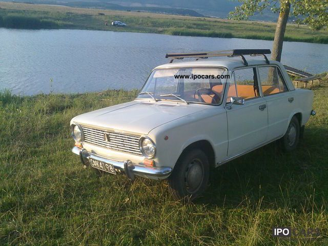 Lada  1200 1976 Vintage, Classic and Old Cars photo
