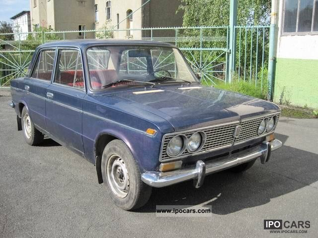 Lada  Zhiguli 2103 1500 1975 Vintage, Classic and Old Cars photo