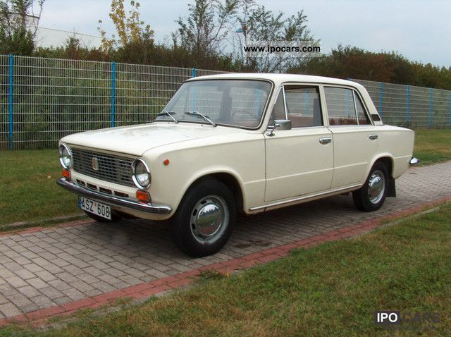 Lada  2101 1977 Vintage, Classic and Old Cars photo