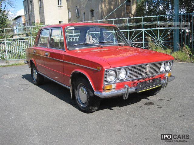 Lada  2103 1500 1st series original paint 1.Hand 1974 Vintage, Classic and Old Cars photo