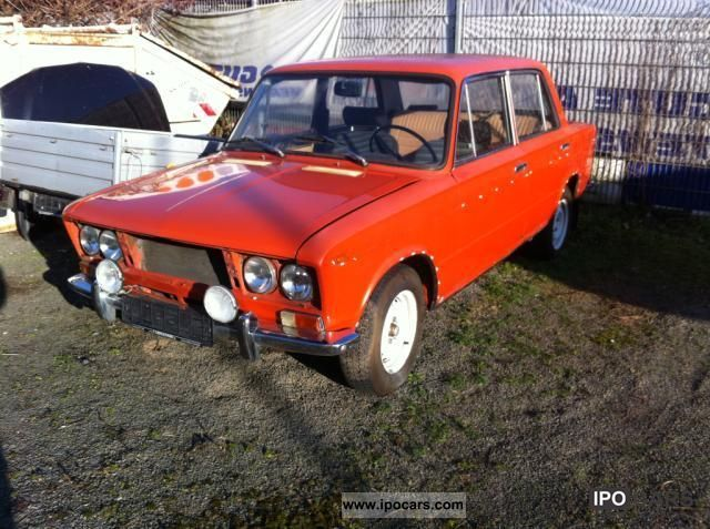 Lada  2103 \ 1974 Vintage, Classic and Old Cars photo