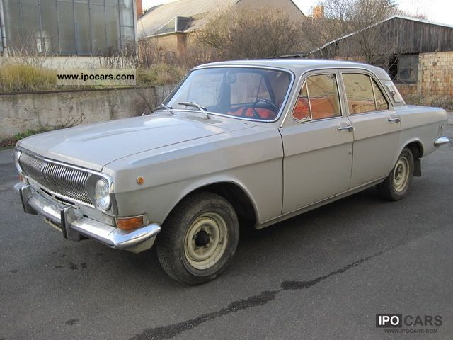 1980 Lada Volga Gaz Volga M24 Original Paint Car Photo And Specs