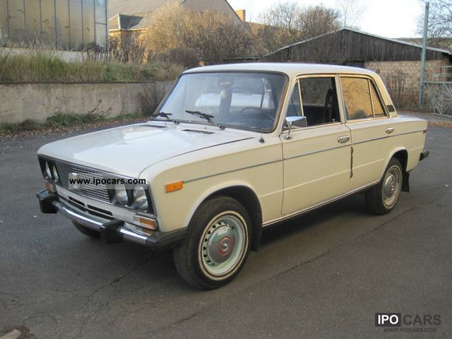 Lada  Zhiguli 2106 1600 1976 Vintage, Classic and Old Cars photo