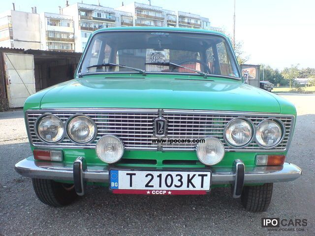 1980 Lada 2103 Classic Cars Car Photo And Specs