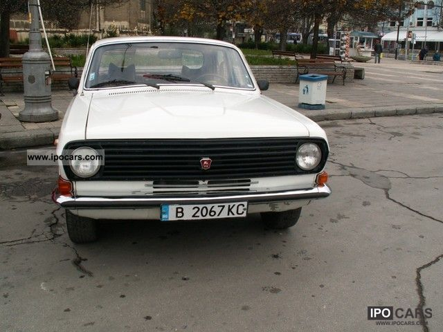 Lada  GAZ Volga 2410 1990 Liquefied Petroleum Gas Cars (LPG, GPL, propane) photo