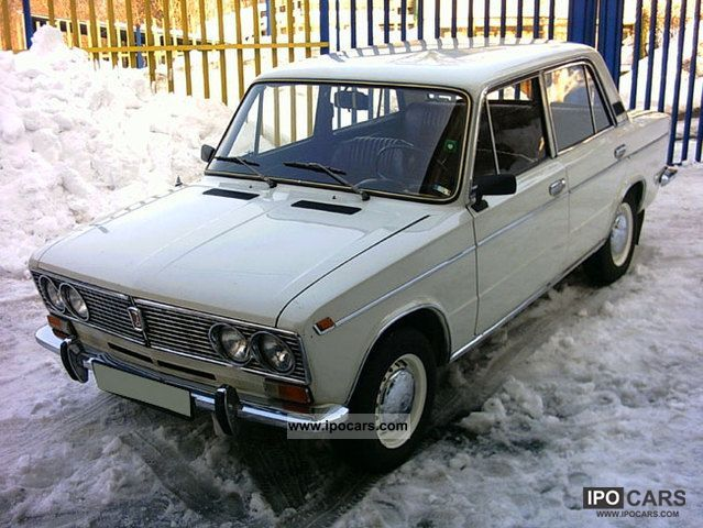 Lada  VAZ 2103 1500 1977 Vintage, Classic and Old Cars photo