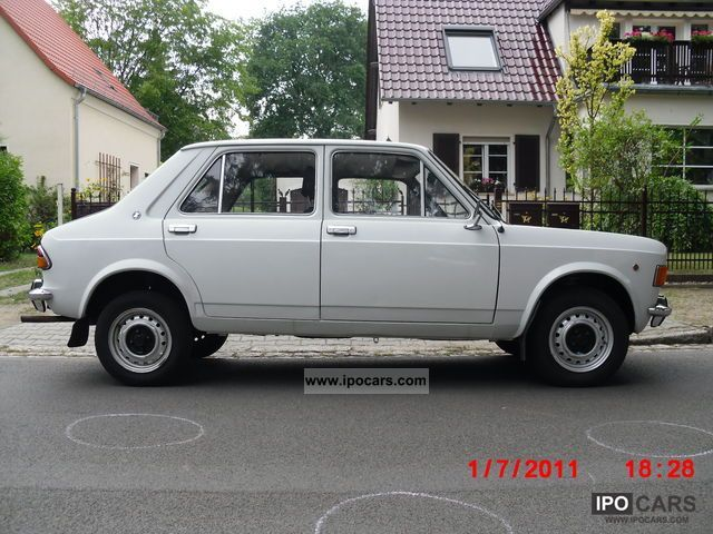 Lada  Zastava 1100 Rare!! 1979 Vintage, Classic and Old Cars photo