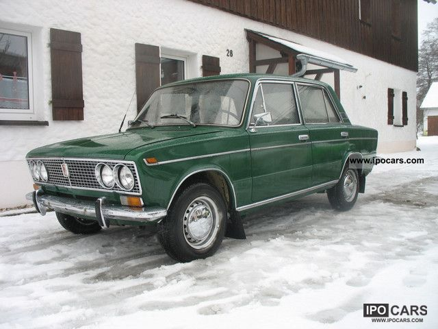 Lada  2103 1976 Vintage, Classic and Old Cars photo