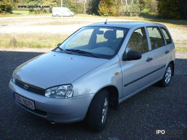2008 Lada  1117 LPG Estate Car Used vehicle photo