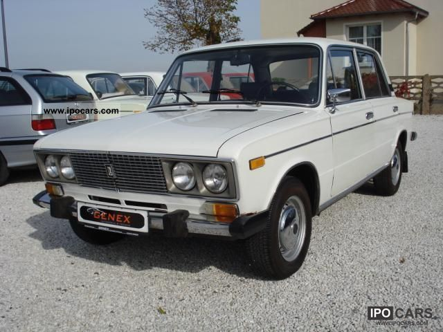 1979 Lada  '' 2106'' 1500s Limousine Used vehicle photo