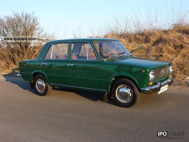 Lada  2101 top condition! 1975 Vintage, Classic and Old Cars photo