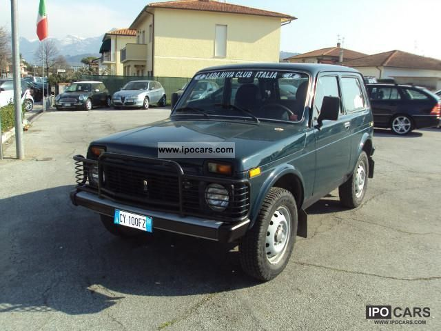 Lada  Niva 1.7 MPi GPL 2005 Liquefied Petroleum Gas Cars (LPG, GPL, propane) photo
