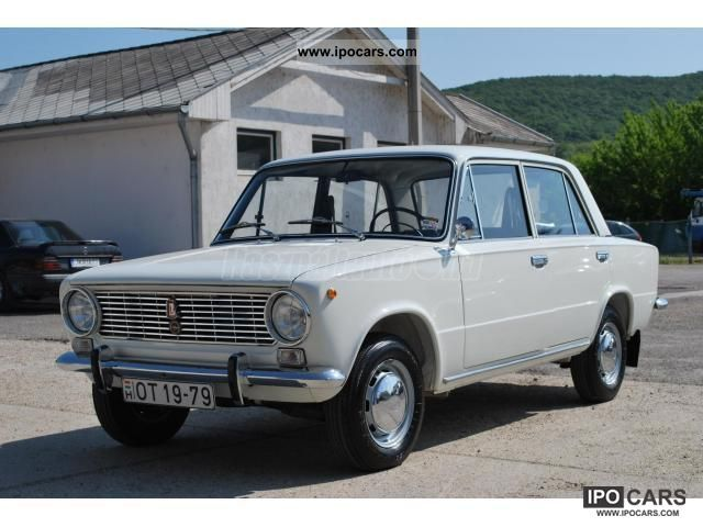 Lada  1200 2101 Zhiguli VINTAGE EXCELLENT CONDITION 1973 Vintage, Classic and Old Cars photo