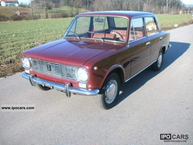 Lada  VAZ -2101 FIRST SERIES ORIGINAL PAINT ZUSCHT-1A 1973 Vintage, Classic and Old Cars photo