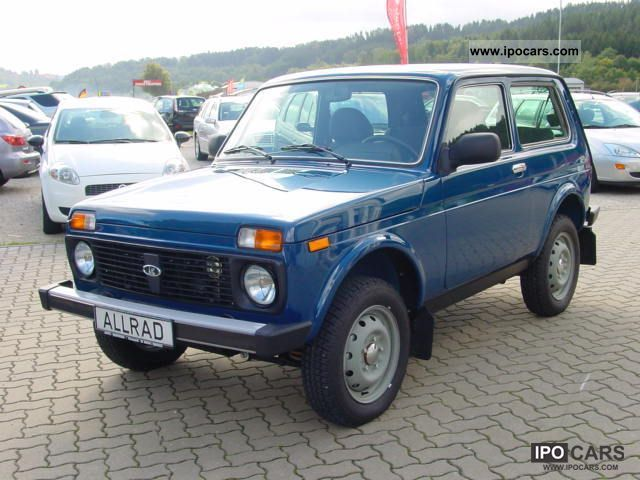 2011 Lada  Niva 4x4 1.7i with German papers, Latest M Off-road Vehicle/Pickup Truck New vehicle photo