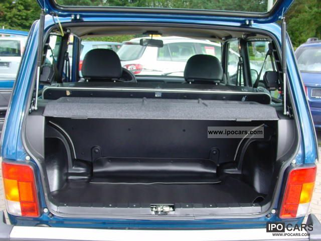 2011 Lada Niva 4x4 1 7i With German Papers Latest M Car
