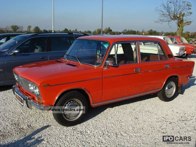 1980 Lada 2103 Car Photo And Specs