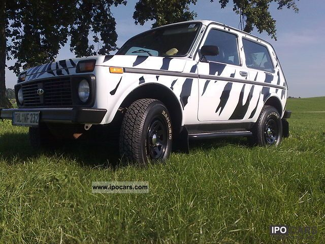 Lada  Niva cult Safari 2009 Liquefied Petroleum Gas Cars (LPG, GPL, propane) photo