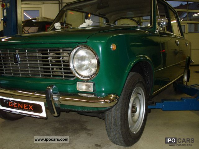 Lada  2101 \ 1974 Vintage, Classic and Old Cars photo