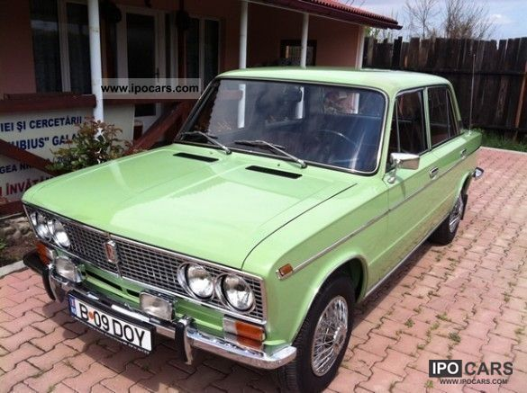1980 Lada 1500 Car Photo And Specs