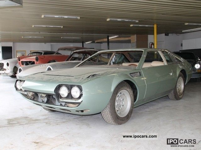 Lamborghini  For Jarama RESTORATION 1972 Vintage, Classic and Old Cars photo