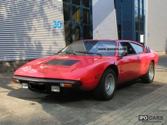 Lamborghini  Urraco P200 1975 Vintage, Classic and Old Cars photo