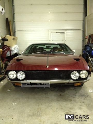 Lamborghini  Espada 1971 Vintage, Classic and Old Cars photo