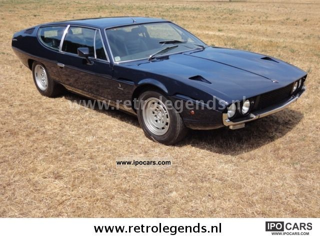 Lamborghini  Espada III 1975 Vintage, Classic and Old Cars photo