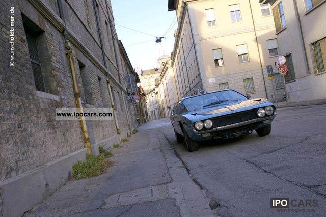Lamborghini  Espada Series II 1972 Vintage, Classic and Old Cars photo