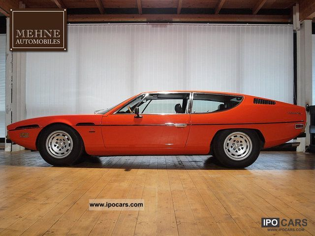 Lamborghini  Espada S III 1973 Vintage, Classic and Old Cars photo