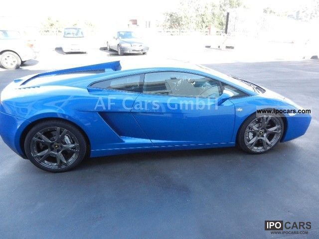 2007 Lamborghini  Gallardo E-Gear SERVICE NEW TIRES NEW Sports car/Coupe Used vehicle photo