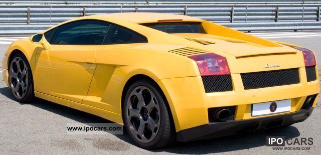 ... 2003 Lamborghini Gallardo 5.0 V10 520 E GEAR Sports Car/Coupe Used  Vehicle Photo ...